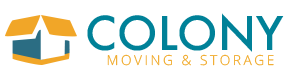 colony moving and storage logo